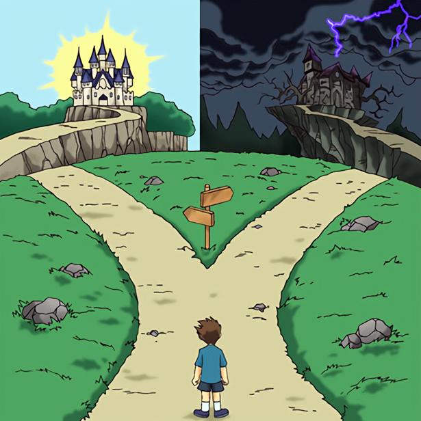 Dramatic Crossroads Yu-Gi-Oh Card by AlanMac95 on DeviantArt